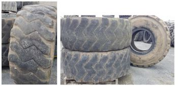 Michelin 23.5R25 E3 ply